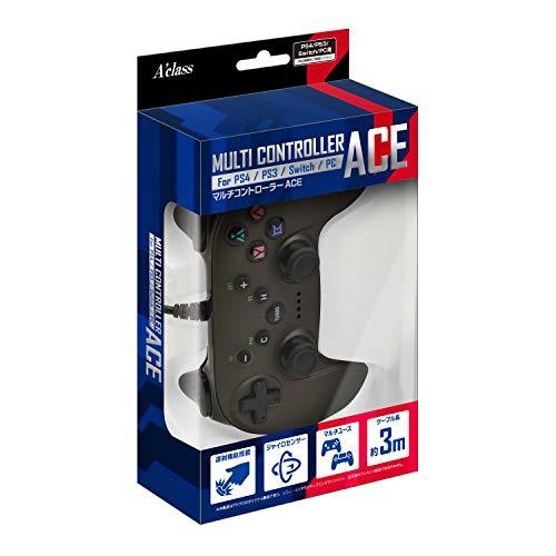 マルチコントローラーAce メタルブラック SASP-0522の商品画像|ナビ