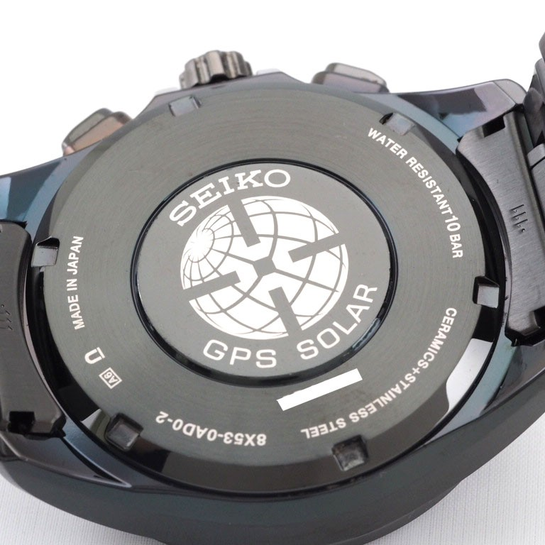 アストロン 8Xシリーズ デュアルタイム SBXB079の商品画像 4