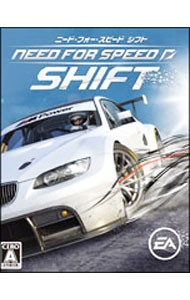 【PS3】エレクトロニック・アーツ ニード・フォー・スピード シフトの商品画像|ナビ