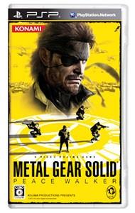 【PSP】コナミデジタルエンタテインメント METAL GEAR SOLID PEACE WALKERの商品画像 ナビ