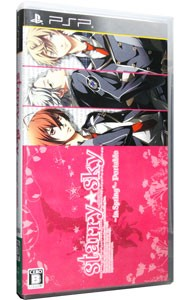 【PSP】ハニービー Starry☆Sky ~in Spring~ ポータブル(通常版)の商品画像 ナビ