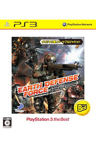 【PS3】ディースリーパブリッシャー EARTH DEFENSE FORCE: INSECT ARMAGEDDON [PS3 The Best]の商品画像 ナビ