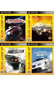 【PS3】エレクトロニック・アーツ ダブルバリューパック ニード・フォー・スピード プロストリート+シフトの商品画像 ナビ