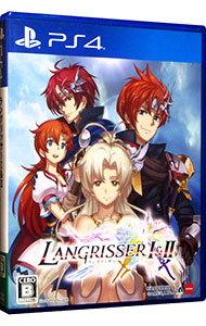 【PS4】 ラングリッサーI&II [通常版]の商品画像|ナビ