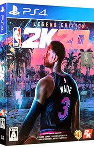 【PS4】 NBA 2K20 [レジェンド・エディション]の商品画像|ナビ
