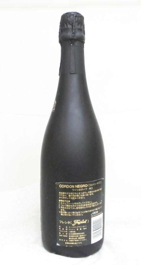 フレシネ・コルドン・ネグロ NV 750ml 1本の商品画像|2