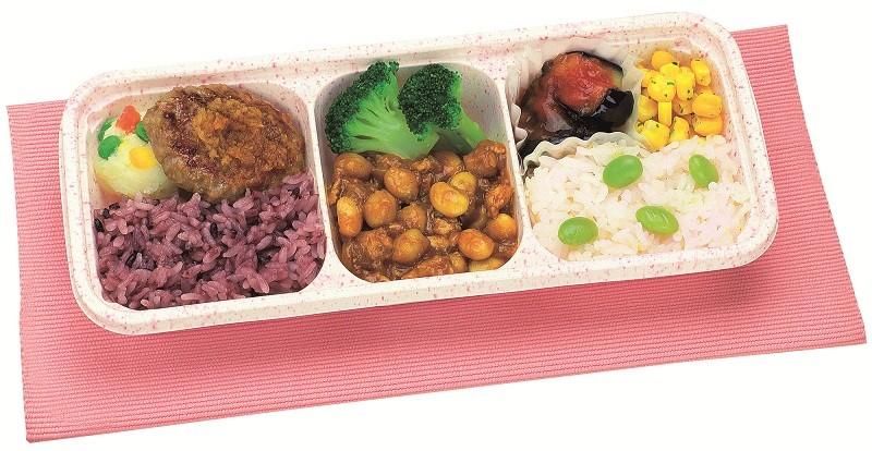 ウーディッシュ ひよこ豆と大豆のカレー (368kcal)