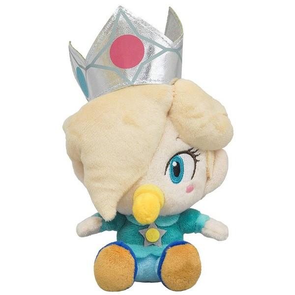 スーパーマリオ オールスターコレクション ぬいぐるみ S (ベビィロゼッタ) AC56の商品画像 ナビ