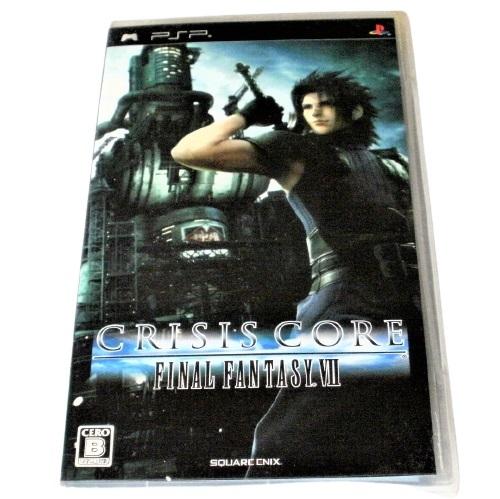【PSP】スクウェア・エニックス クライシス コア -ファイナルファンタジー VII-の商品画像 ナビ