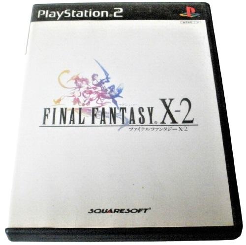 【PS2】 ファイナルファンタジーX-2の商品画像|ナビ
