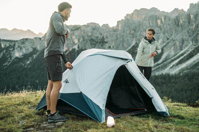 テント ケシュア ケシュアのテントおすすめ9選!雨風に強く冬も使える