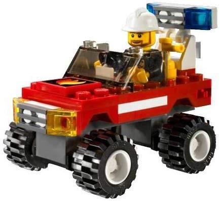 レゴ 7241 消防車の商品画像 ナビ