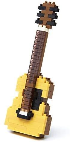 ナノブロック アコースティックギター NBC_096の商品画像|ナビ