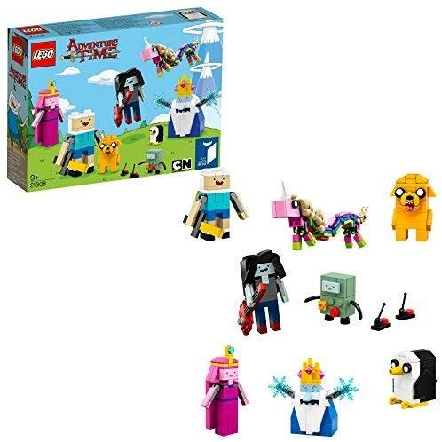 レゴ 21308 アドベンチャー・タイムの商品画像 ナビ