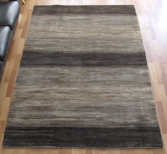 ギャッベ ギャベ/シェカルー、細かめのしなやかな織り 大きめリビングサイズ 240×175cm(ZL-110)
