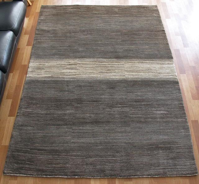 ギャッベ ギャベ/シェカルー、細かめのしなやかな織り 大きめリビングサイズ 244×173cm(ZL-79)
