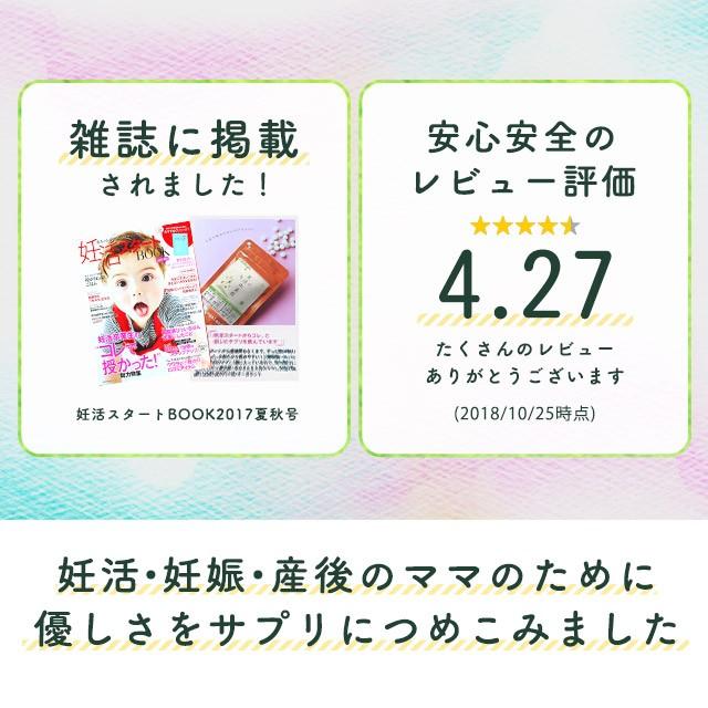 オーガランド 天使の葉酸 120粒入 約1ヶ月分 × 1個の商品画像|2