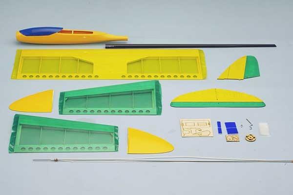 OK模型 PILOT シークアーサー ベーシック 11289の商品画像 ナビ