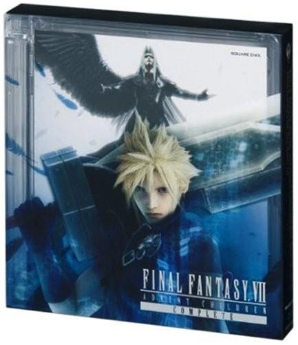 【PS3】スクウェア・エニックス ファイナルファンタジー VII アドベントチルドレン コンプリートの商品画像|ナビ