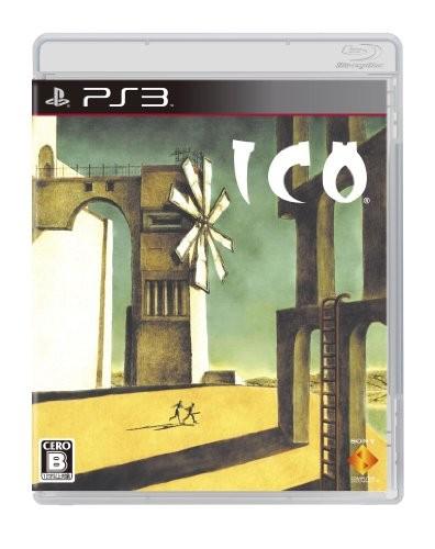 【PS3】ソニー・インタラクティブエンタテインメント ICO(イコ)[通常版]の商品画像|ナビ