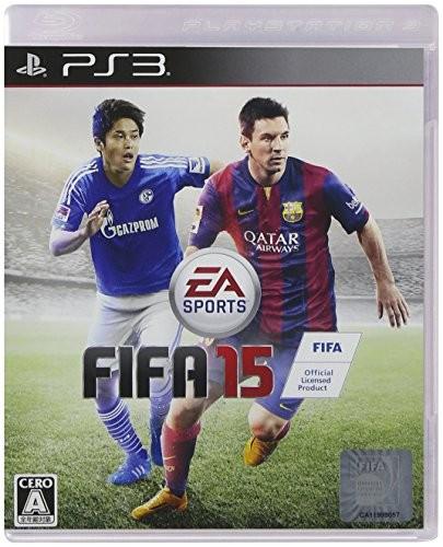 【PS3】エレクトロニック・アーツ FIFA15 [通常版]の商品画像 ナビ
