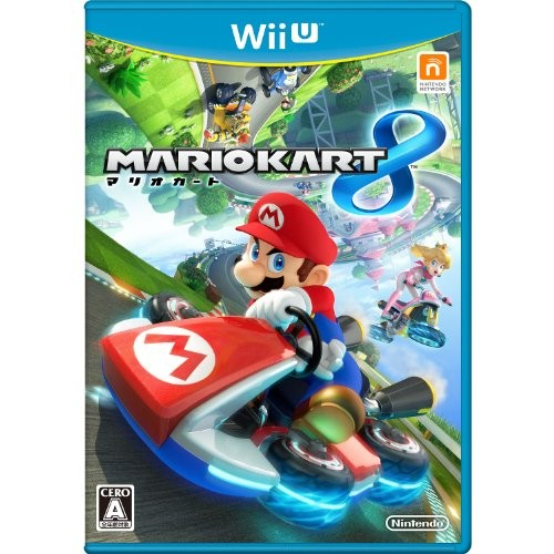 【Wii U】任天堂 マリオカート8の商品画像|ナビ