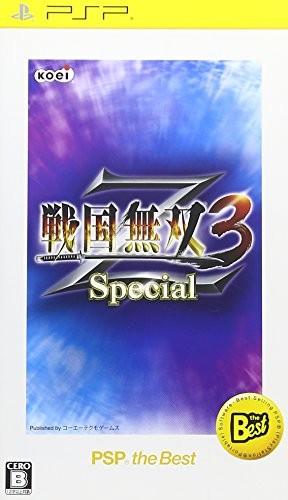 【PSP】コーエーテクモゲームス 戦国無双3 Z Special [PSP the Best]の商品画像|ナビ