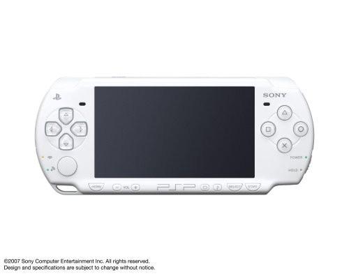 ソニー・インタラクティブエンタテインメント PSP PSP-2000CW(セラミック・ホワイト)の商品画像 ナビ