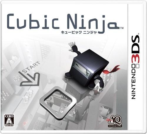 【3DS】AQインタラクティブ Cubic Ninjaの商品画像|ナビ