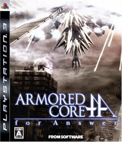 【PS3】フロム・ソフトウェア アーマード・コア フォーアンサーの商品画像 ナビ