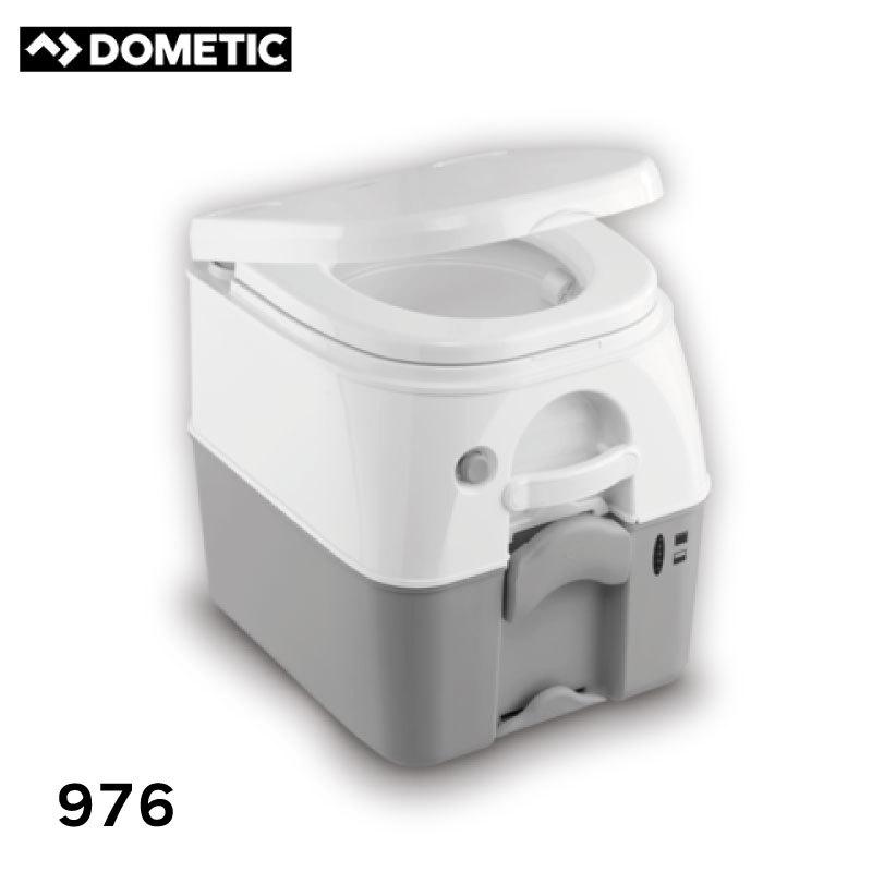 ポータブルトイレ 水洗式 アウトドア 車中泊 Lタイプ ドメティック...
