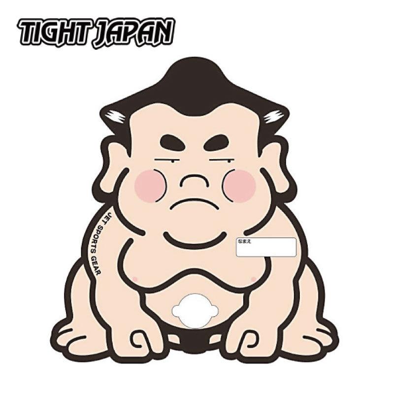 フローティングマーカー TIGHTJAPAN タイトジャパン 力士 レ...