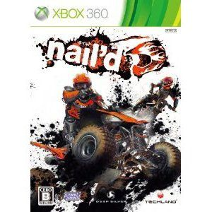 【Xbox360】 Nail'd (ネイルド) [完全日本語版]の商品画像|ナビ