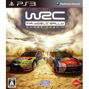 【PS3】サイバーフロント WRC -FIA World Rally Championship- [完全日本語版]の商品画像|ナビ