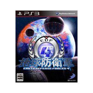 【PS3】ディースリーパブリッシャー 地球防衛軍4の商品画像|ナビ