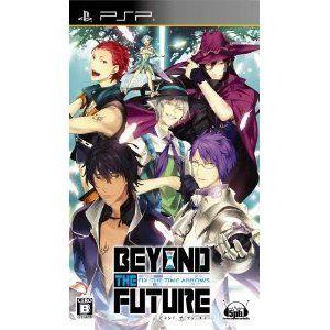 【PSP】5pb. BEYOND THE FUTURE - FIX THE TIME ARROWS [通常版]の商品画像 ナビ