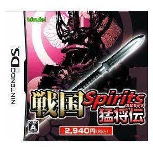 【DS】 戦国SPIRITS 猛将伝の商品画像 ナビ