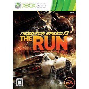 【Xbox360】 ニード・フォー・スピード ザ・ラン (NEED FOR SPEED THE RUN)の商品画像 ナビ