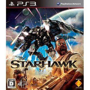 【PS3】ソニー・インタラクティブエンタテインメント STARHAWKの商品画像|ナビ