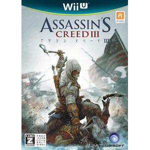 【Wii U】ユービーアイ ソフト アサシン クリード III(ASSASSIN'S CREED III)の商品画像|ナビ