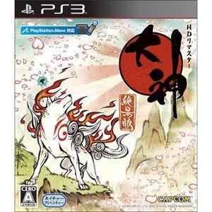 【PS3】カプコン 大神 絶景版の商品画像|ナビ
