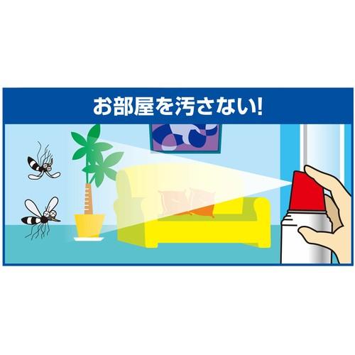 フマキラーAダブルジェット 450ml 2本パック × 1の商品画像|4
