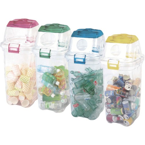 透明エコダスター #60 ペットボトル用 TPD6G (グリーン)の商品画像|4