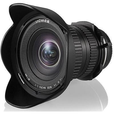 ラオワ LAOWA 15mm F4 Wide Angle Macro with Shift(ソニーE)の商品画像|3