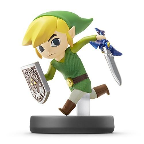 任天堂 Wii U/3DS amiibo トゥーンリンクの商品画像|ナビ