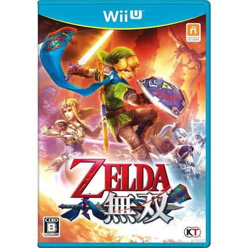【Wii U】コーエーテクモゲームス ゼルダ無双 [通常版]の商品画像 ナビ