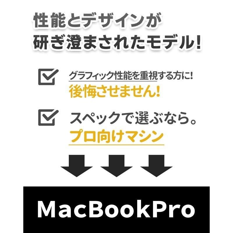 MacBook Pro スペースグレイ [MLH42J/A 2016モデル Touch Bar搭載]の商品画像|3