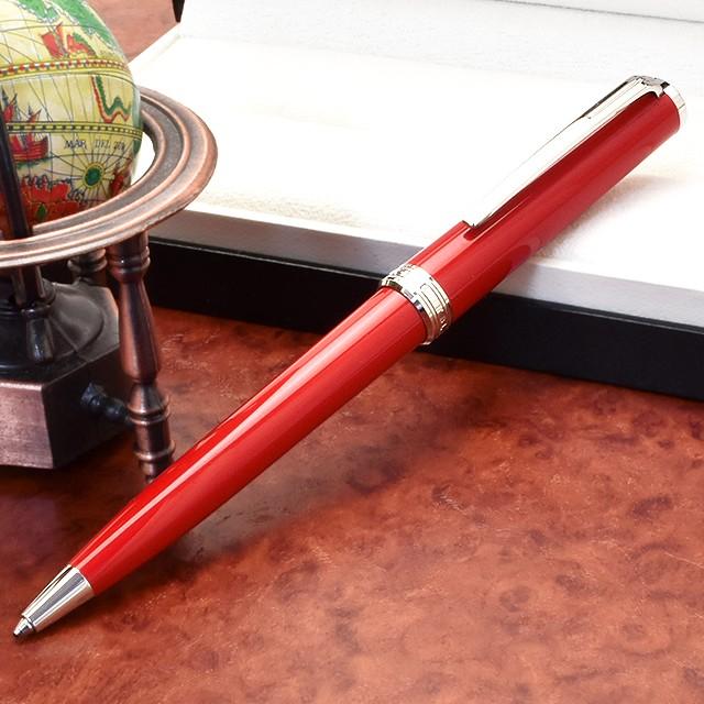 モンブラン PIX 油性ボールペン(レッド) 114814の商品画像|4
