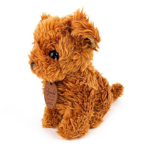 グレイスフル ハーフ犬 ぬいぐるみ (チワプー チワワ×トイプードル) 014542の商品画像|ナビ