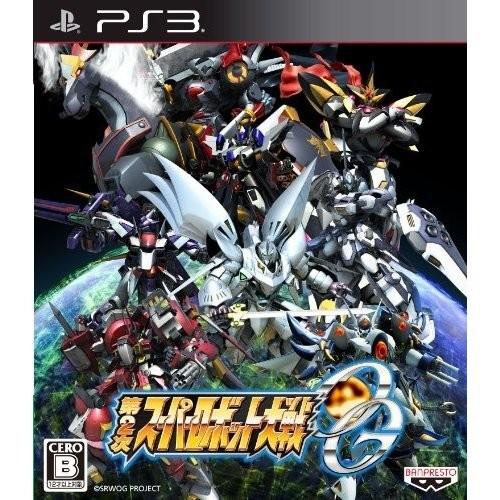 【PS3】バンダイナムコエンターテインメント 第2次スーパーロボット大戦OG [通常版]の商品画像|ナビ
